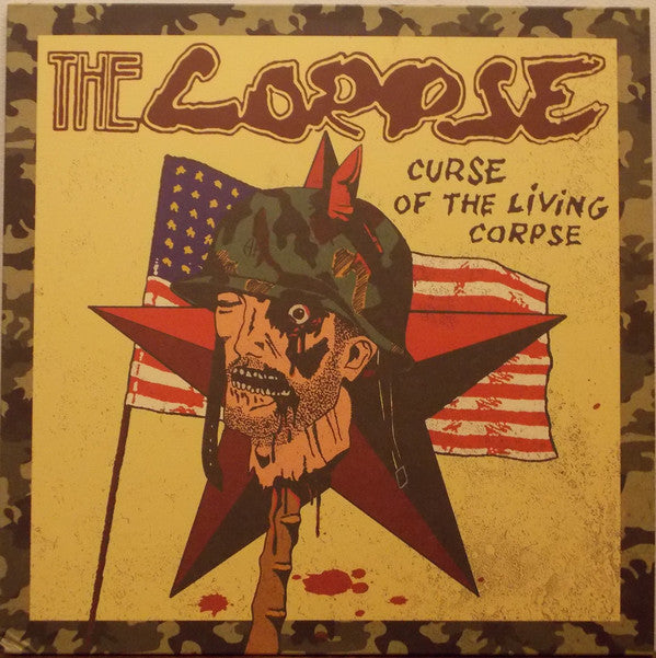 "Corpse , The ""Curse Of The Living Corpse"" LP"
