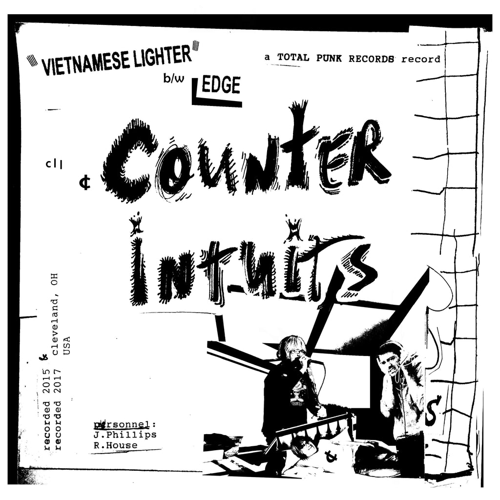 "Counter Intuits ""Vietnamese Lighter 7"""