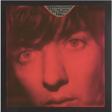"Courtney Barnett ""Tell Me How You Really Feel"" RED VINYL LP"
