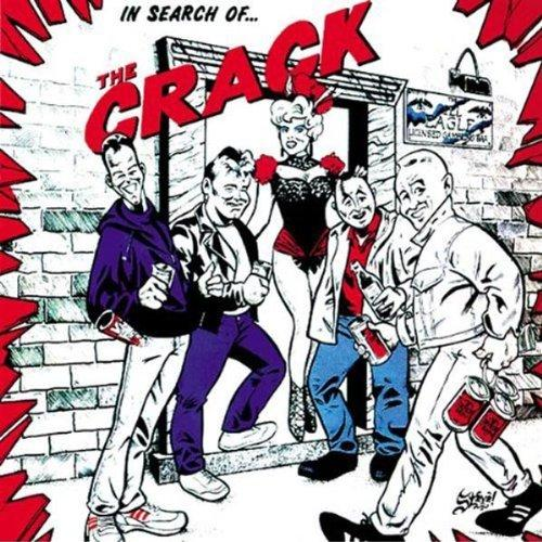 "Crack ""In Search Of The Crack"" LP"