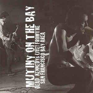 "Dead Kennedys ""Mutiny On The Bay"" LP"
