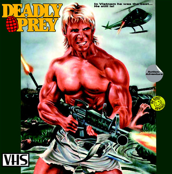 """Deadly Prey"" Soundtrack LP"