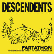 "Descendents ""Fartathon Live In St Louis, MO March 24th 1987 US TV Broadcast"" LP"