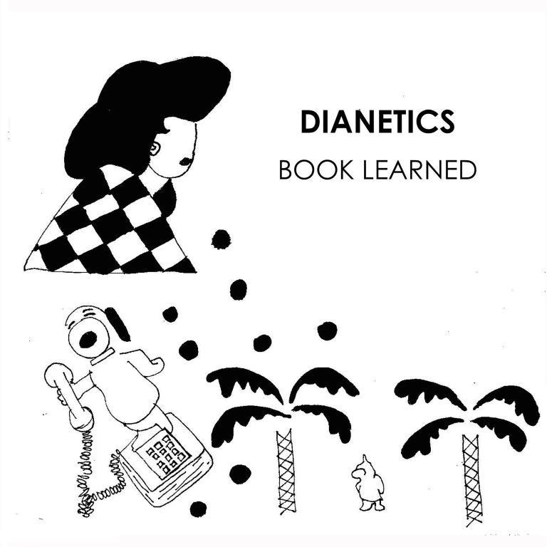 "Dianetics ""Book Learned"" 7″"