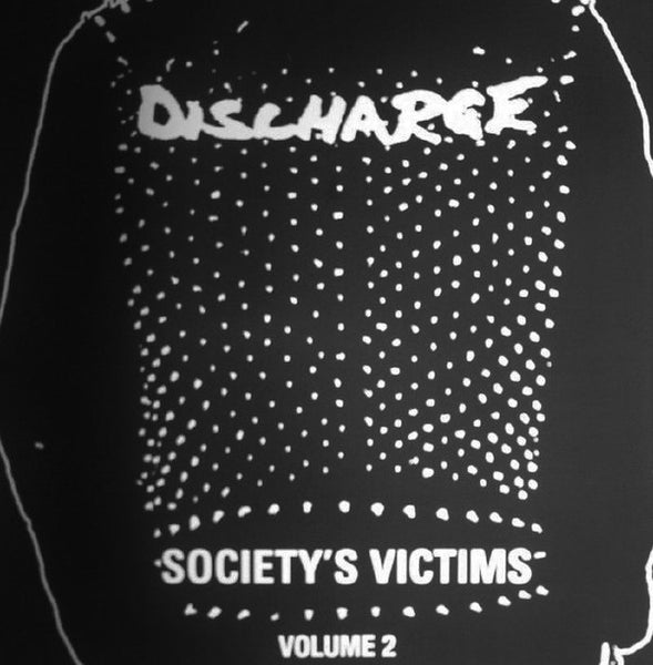 "Discharge ""Society's Victims Volume 2"" 2xLP"