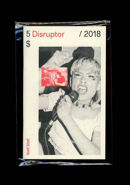 Disruptor Issue Five Zine