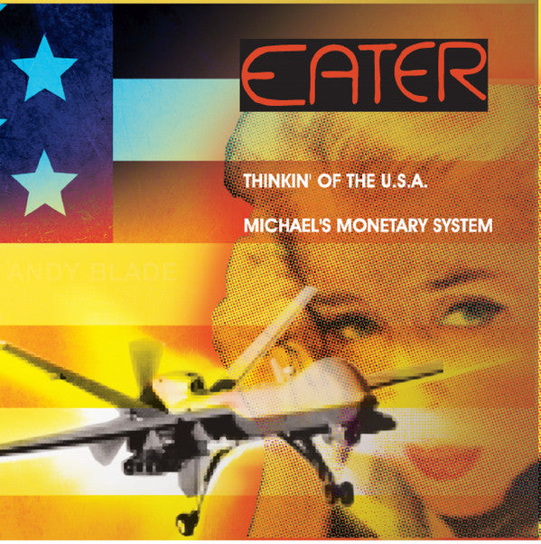 "Eater ""Thinkin' Of The USA"" 7"""