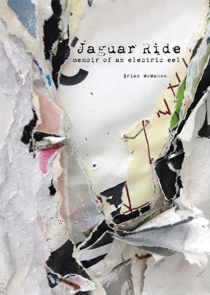 Jaguar Ride: Memoir of an Electric Eel Book