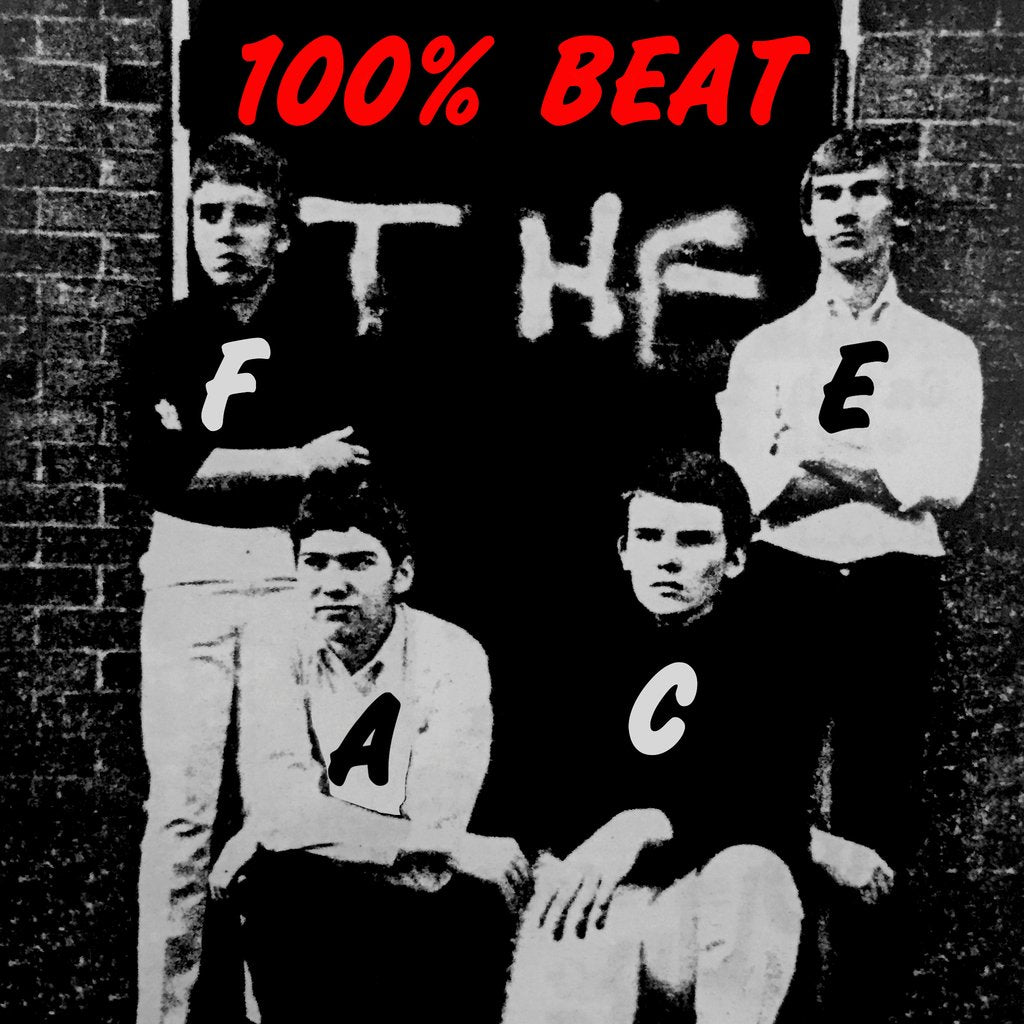 "Face , The ""100% Beat"" 7"""