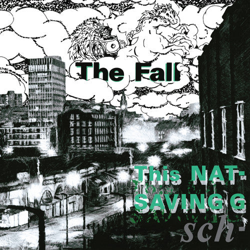 "Fall , The ""This Nation's Saving Grace"" LP"