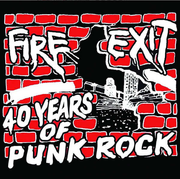 "Fire Exit ""40 Years Of FIRE EXIT"" 2xCD"