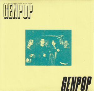 "Gen Pop ""On The Screen"" 7"""