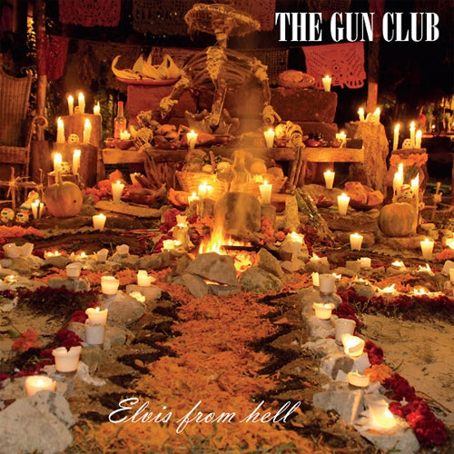 "Gun Club ""Elvis From Hell"" 2xLP"