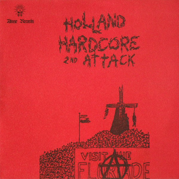 "V/A ""Holland Hardcore Second Attack (Vol. 2)"" 2xLP"