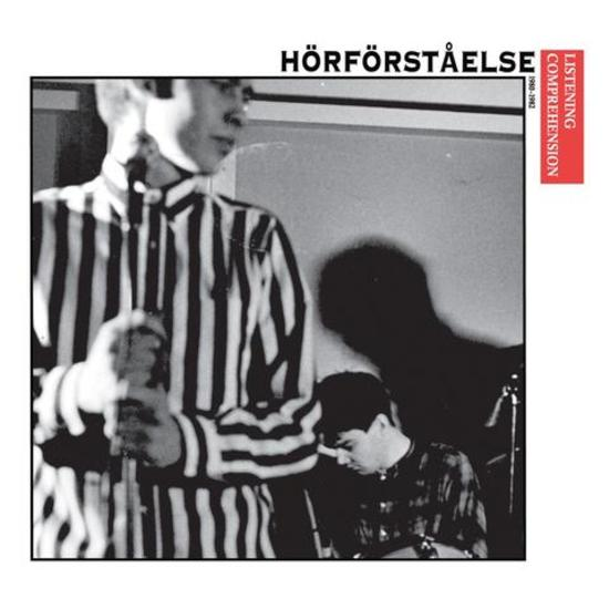 "Hörförståelse ""Listening Comprehension (1980-1982)"" LP"