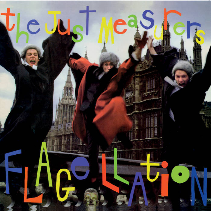 "Just Measurers , The ""Flagellation"" LP"
