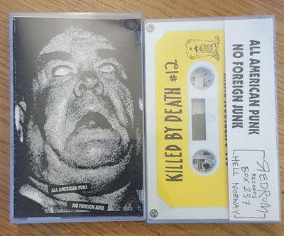 V/A Killed By Death #12 Cassette