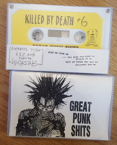 V/A Killed By Death #6 Cassette