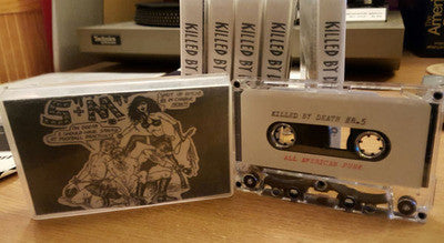 V/A Killed By Death #8 1/2 Cassette