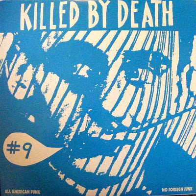 "V/A ""Killed By Death #9"" LP"