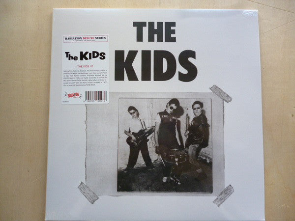 "Kids, The ""S/T"" LP"