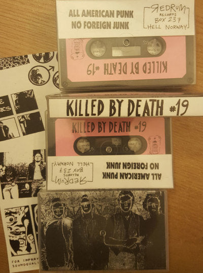 V/A Killed By Death #19 Cassette