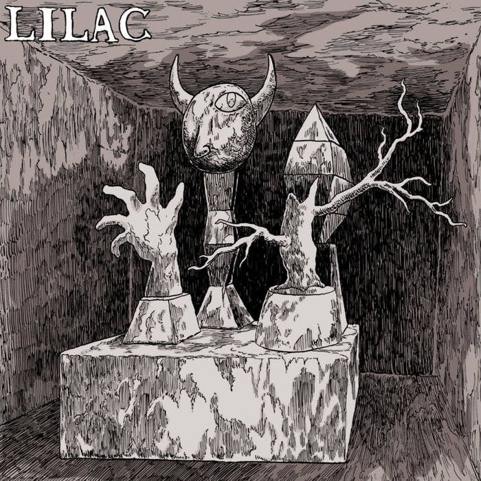 "Lilac ""Barbed Wire Entaglement"" 7"""