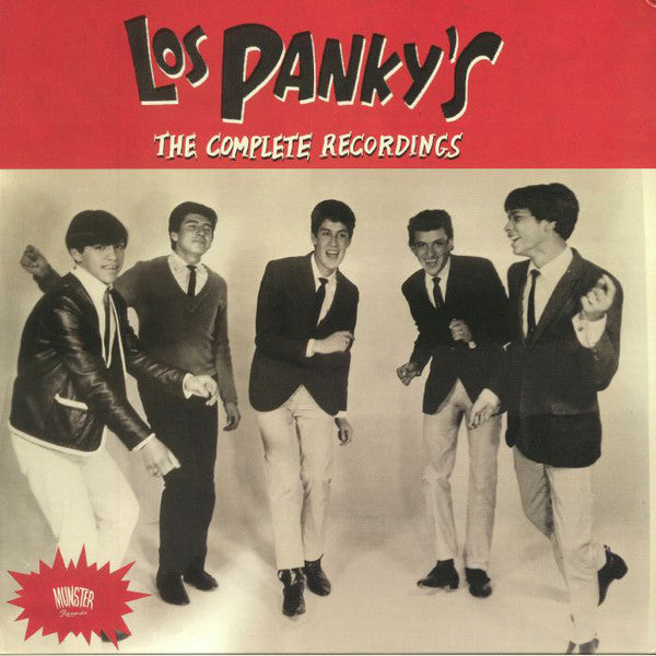 "Los Panky's ‎""The Complete Recordings"" LP"
