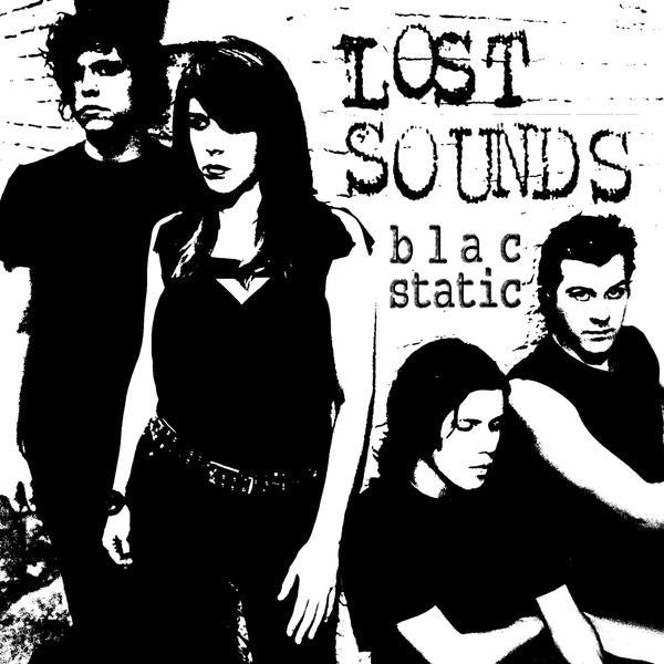 "Lost Sounds ""Blac Static"" LP"