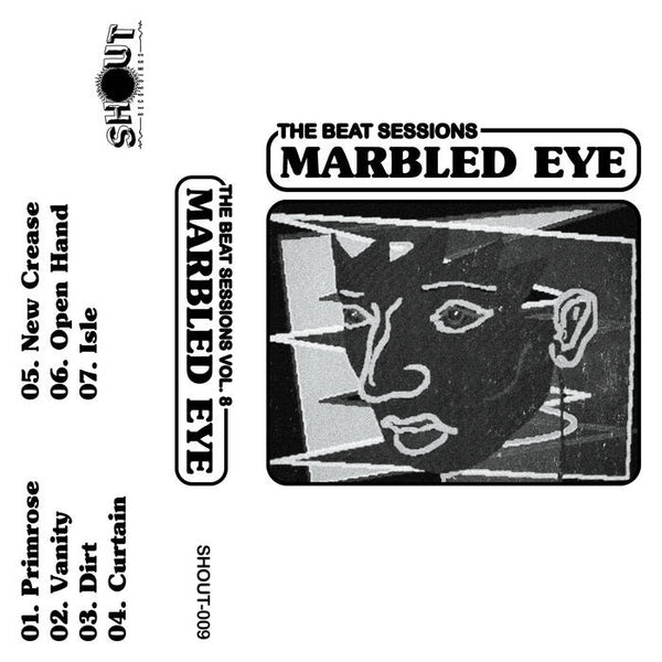 "Marbled Eye ""Beat Sessions Vol. 8"" Cass"