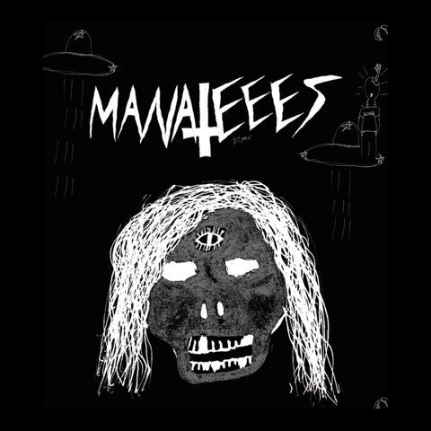 "Manateees ""Darkness"" 7"""