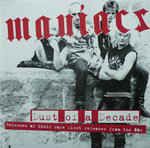"Maniacs ""Dust Of A Decade"" 2xLP"
