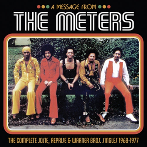 "Meters, The ""A Message From The Meters The Complete Singles 1968-1977"" 3xLP"