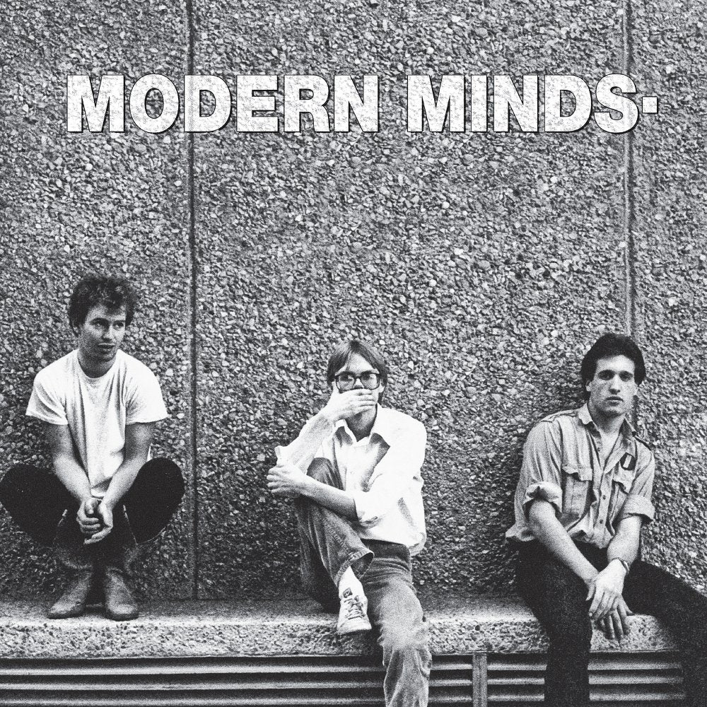 "Modern Minds ""Go"" LP"