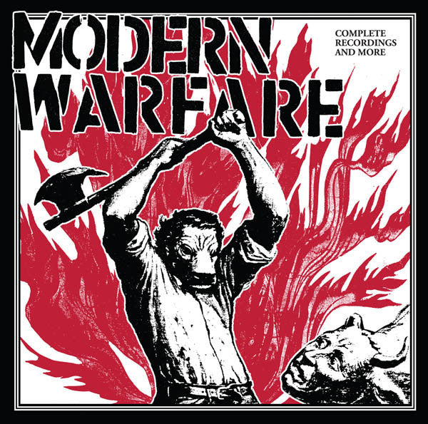"Modern Warfare ""Complete Recordings And More"" LP"