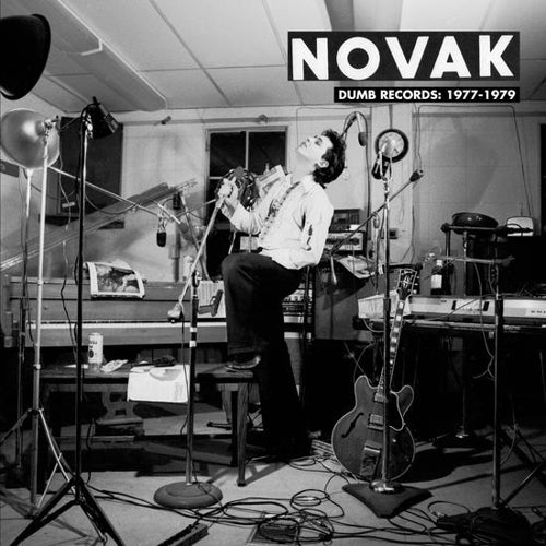 "Novak ""Dumb Records: 1977-1979"" LP"