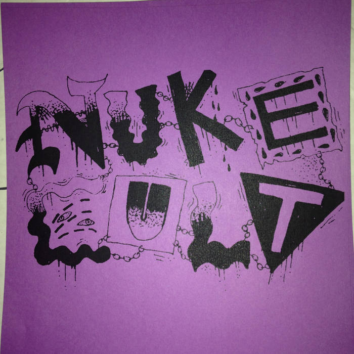 "Nuke Cult ""Stress Relief"" 7"""