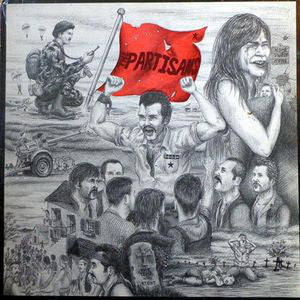 "Partisans , The ""The Time Was Right"" LP"