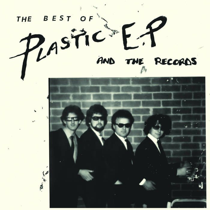 "Plastic EP & The Records ""Best Of"" 7"""