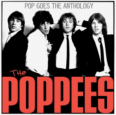 "Poppees , The ""Pop Goes The Anthology"" LP"