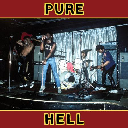 "Pure Hell ""The 1975 Acetate"" 7"""