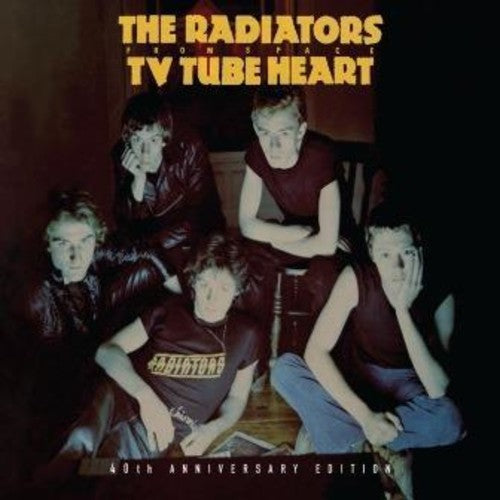 "Radiators From Space ""TV Tube Heart: 40th Anniversary Edition"" CD"