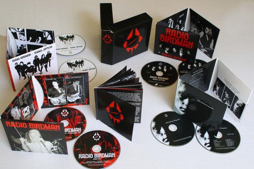 "Radio Birdman ""S/T"" 7xCD Box"