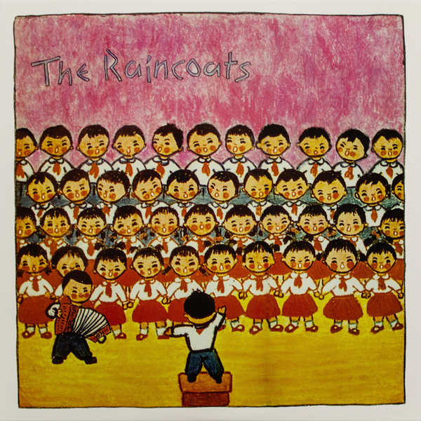 "Raincoats , The ""S/T"" LP"