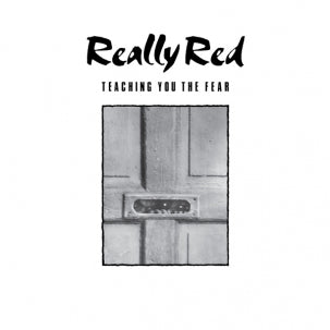 "Really Red ""Vol. 1 Teaching You The Fear"" LP"