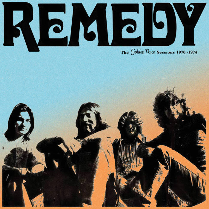 "Remedy ""The Golden Voice Sessions 1970 - 1974"" LP"