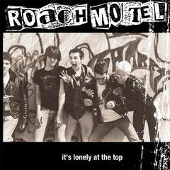 "Roach Motel ""It's Lonely At The Top"" LP"