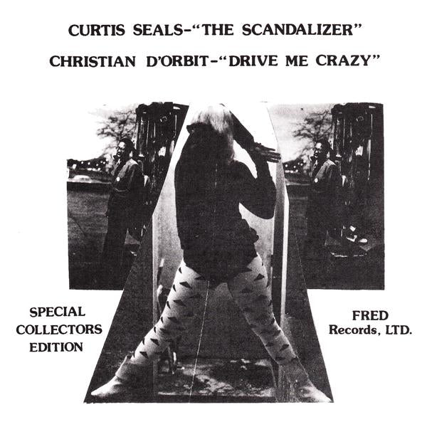 Curtis Seals / Christian D'Orbit 7""