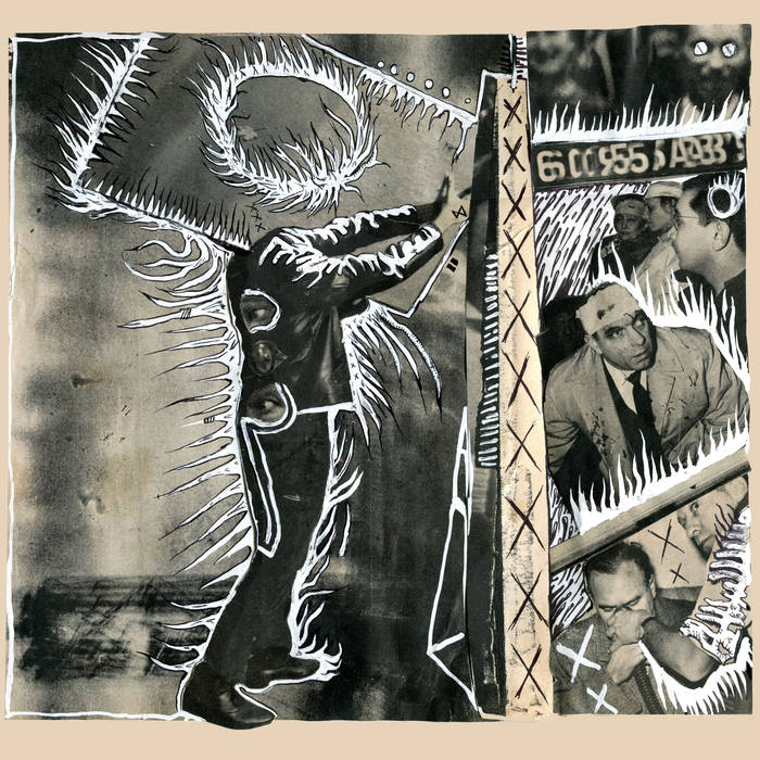 "Sediment Club , The ""Stucco Thieves"" LP"