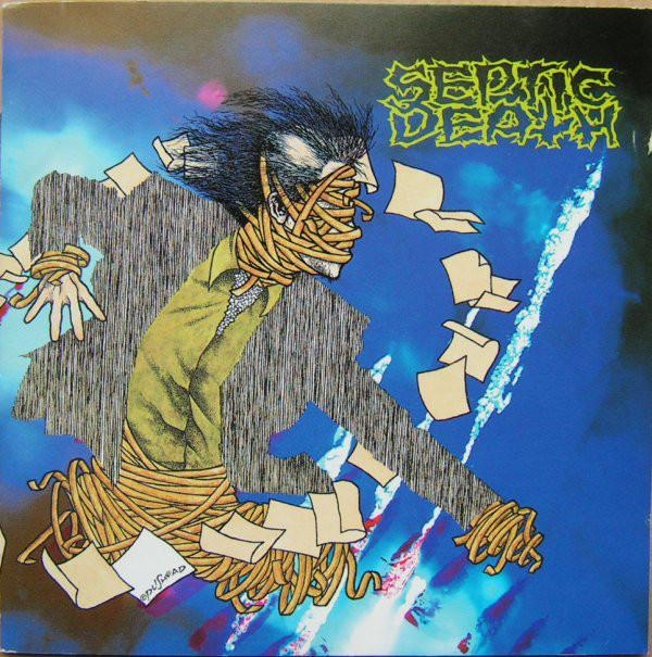 "Septic Death ""Theme From Ozobozo"" LP"